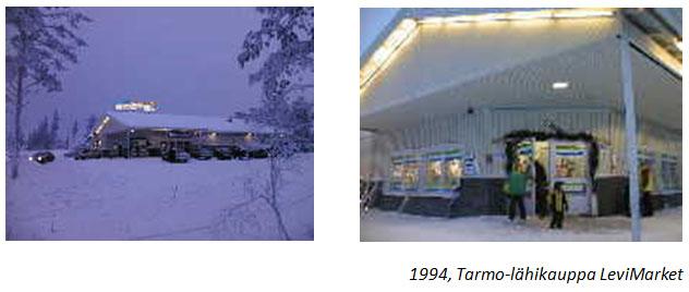 Tarmo-lähikauppa 1994