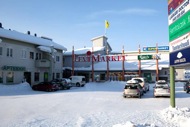 Marraskuussa 2009 Levimarketista tuli K-Supermarket